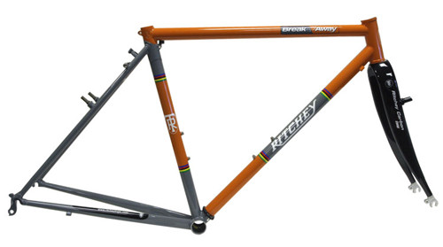 Ritchey Break-Away Cycle Cross Frameset
