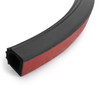 """RV Slide Out Seal - Foam """"D"""" Bulb Seal with Adhesive"""