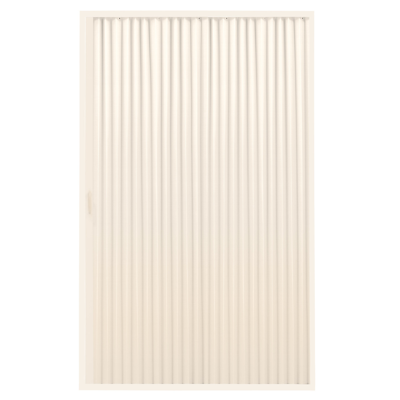 Pleated Folding Rv Shower Doors Ivory Recpro
