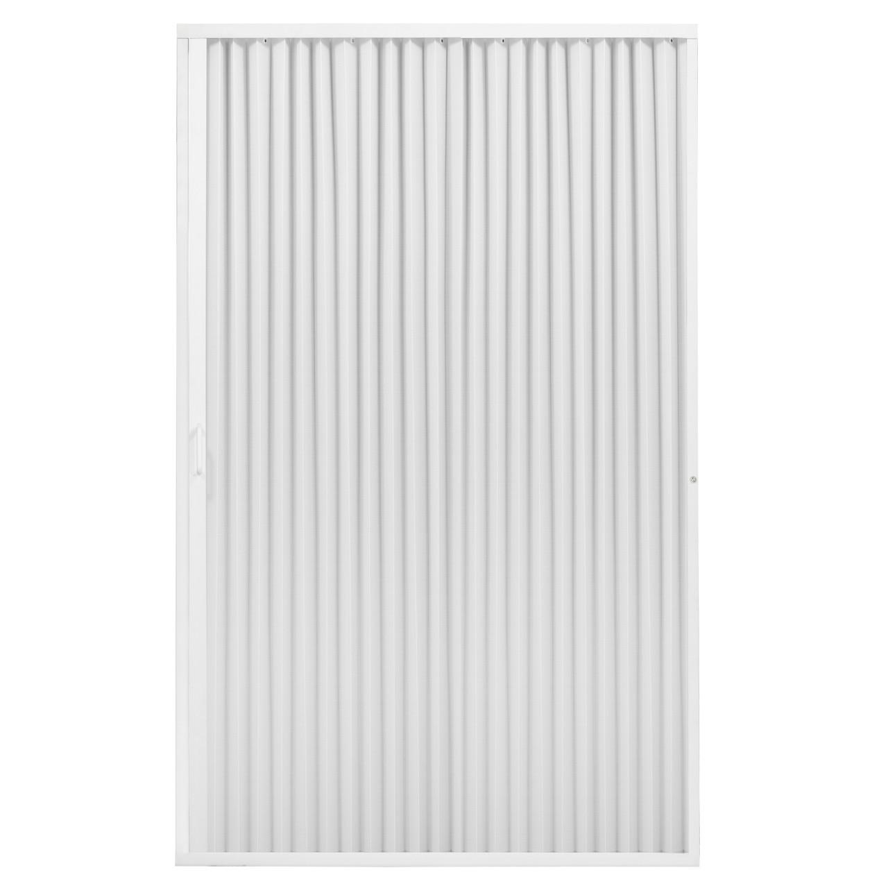 Pleated Folding Rv Shower Doors White Recpro