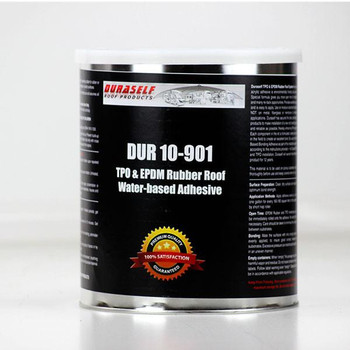 Duraself RV TPO/EPDM Water-Based Adhesive for Rubber Roofing