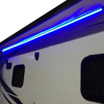 6' LED RV Awning Party Light w/ Mounting Channel