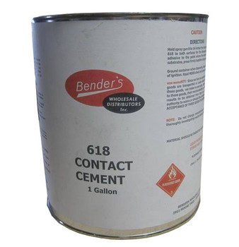 Fiberglass Adhesive Contact Cement for Fiberglass