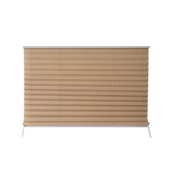 Pleated Night RV Shades Custom RV Blinds