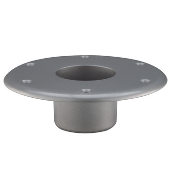 Flush Mount Recessed Bracket for RV Dinette Table Leg