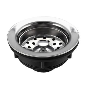 RV Sink Basket Strainer Stainless Steel