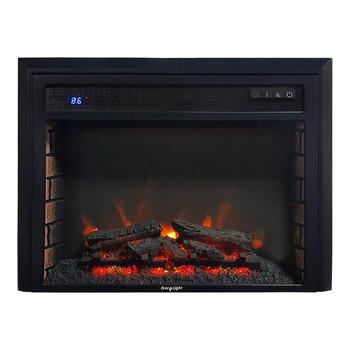 "26"" Electric RV Fireplace Flat Glass"
