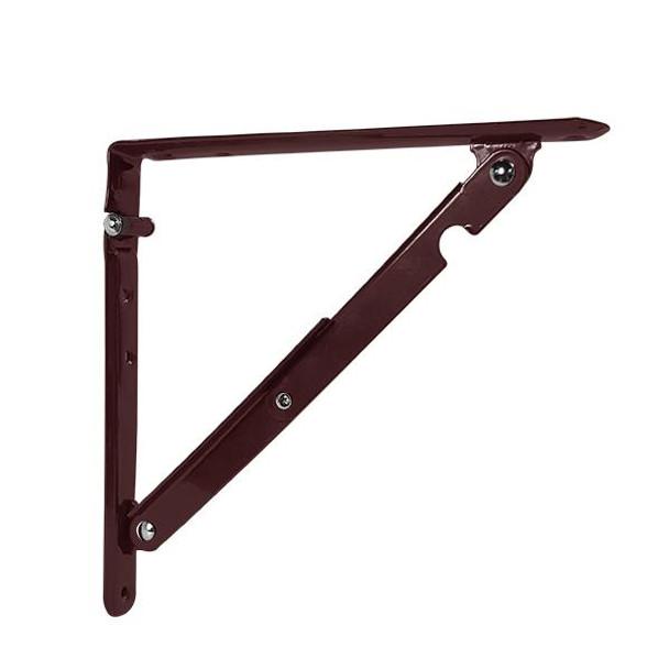 support pcs shelf degree length spring item loaded folding bracket