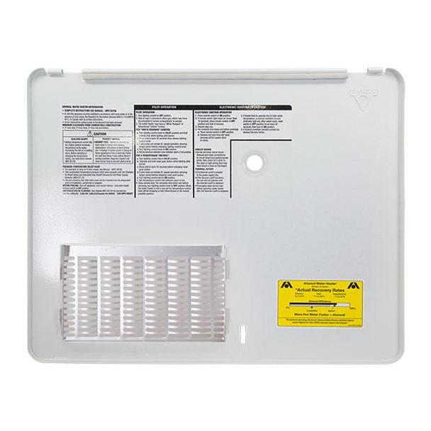 ... RV Water Heater Door  sc 1 st  RecPro & Atwood RV Hot Water Heater Door 6 Gallon White - RecPro