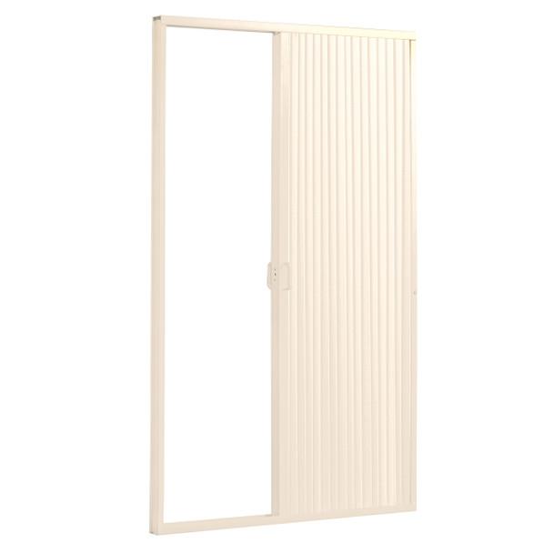 Pleated Folding RV Shower Doors Ivory  sc 1 st  RecPro & Pleated Folding RV Shower Doors Ivory - RecPro