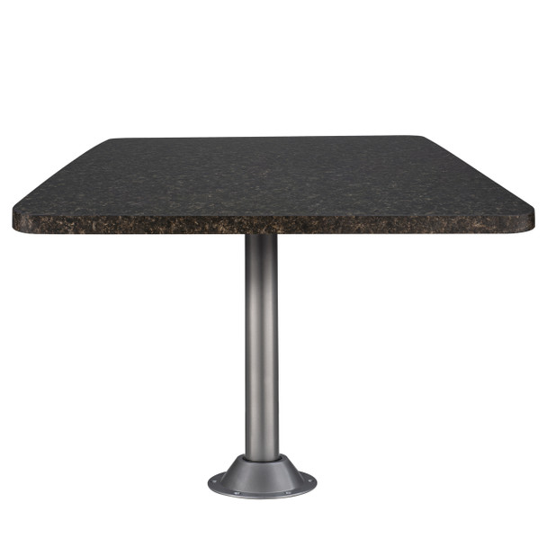 """RecLite LS RV Dinette Table 36"""" X 30"""" with Optional Leg System"""