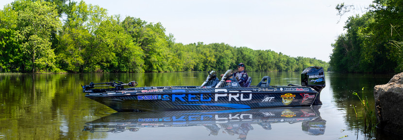 RecPro Helps Fishing Champ and College Team Make Waves