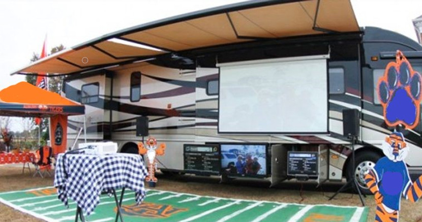 Tailgating and Your RV:  A Talegate That Brat Us All Together