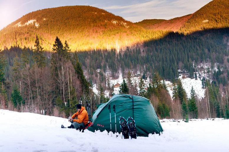 3 Tips for Cold Weather Camping Success