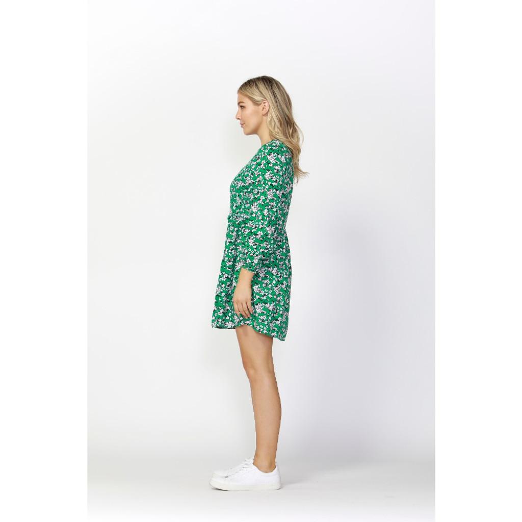 Women's Dresses   Liberty Shirred Dress   SASS