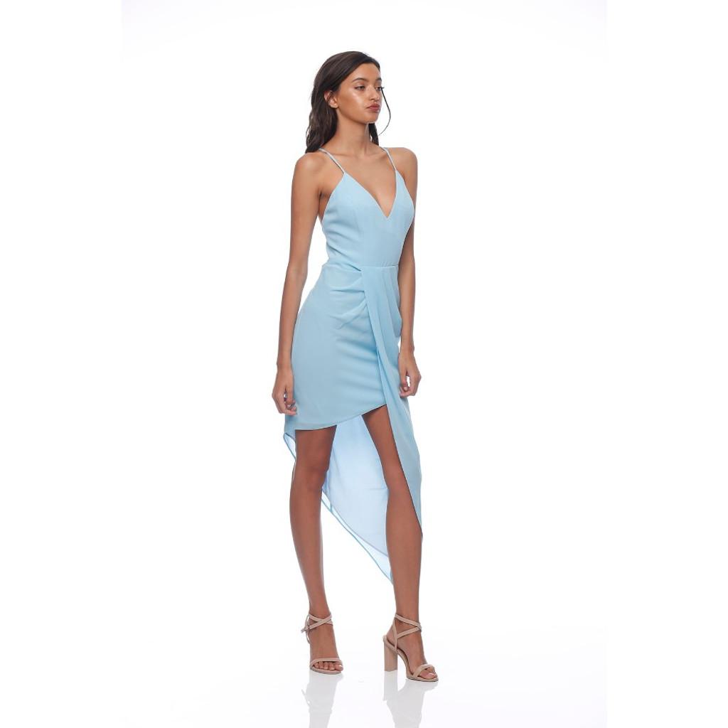 Women's Dresses  Australia | Willow Drape Dress  | HONEY & BEAU