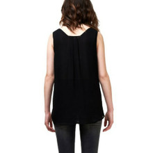 Women's  Tops Australia | Aspina Silk Beaded Cami | SAINT ROSE