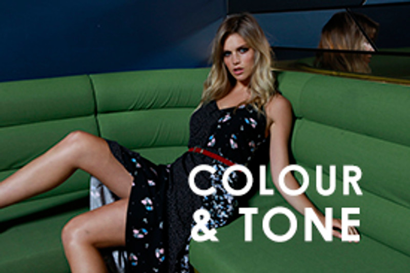 COLOUR  AND TONE TRENDS AW18