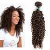 Mongolian Kinky Curly 4 bundles