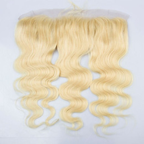 Blonde Lace Frontal Closure  13 x 4