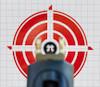 Ranger Point Precision Cloverleaf peep sight fiber optic