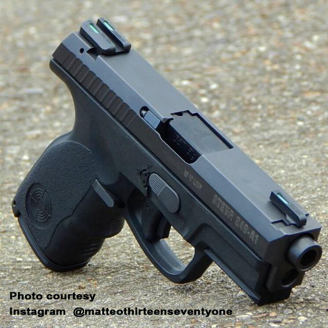 Rooting for the underdog: the .357 Sig