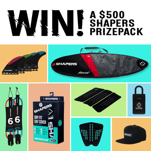 Enter our Huge Competition Giveaway
