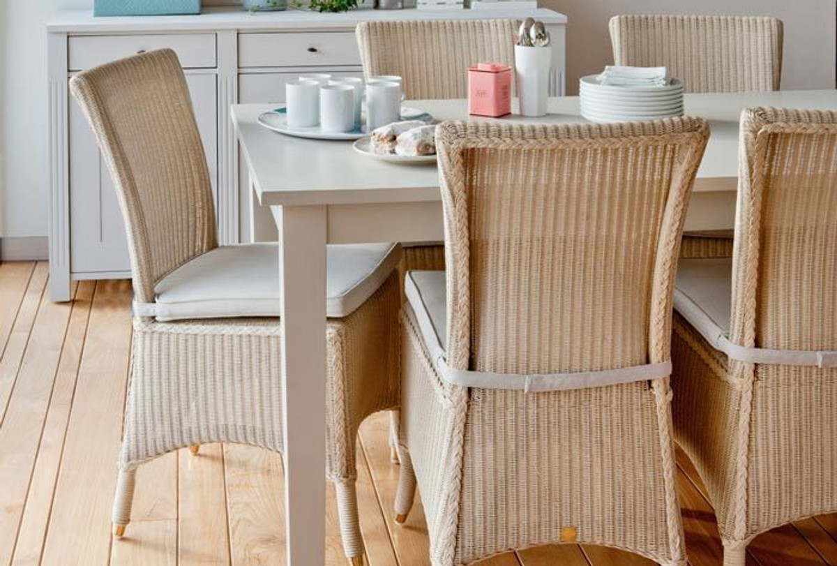 mary lloyd loom indoor rattan dining chair. Black Bedroom Furniture Sets. Home Design Ideas