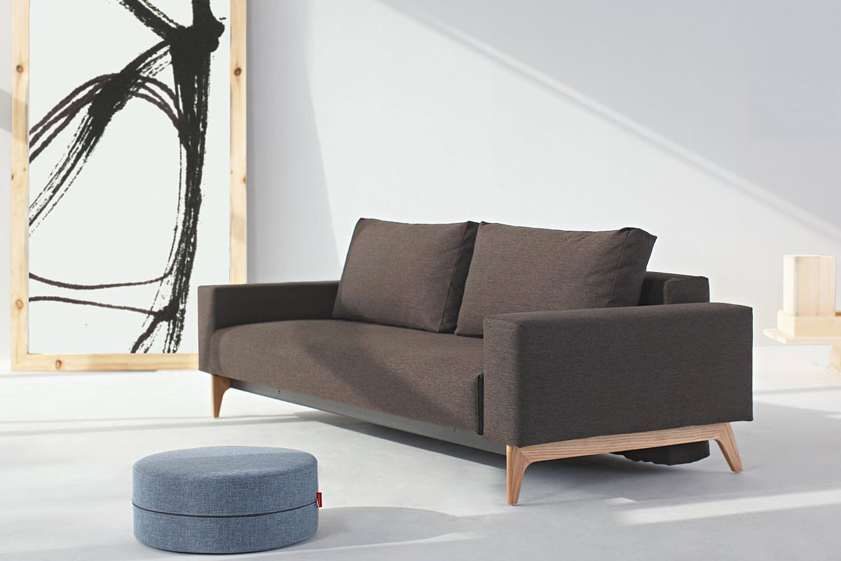 idun sofa bed by innovation. Black Bedroom Furniture Sets. Home Design Ideas