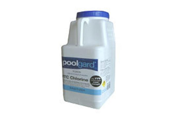 Poolgard HTC Chlorine