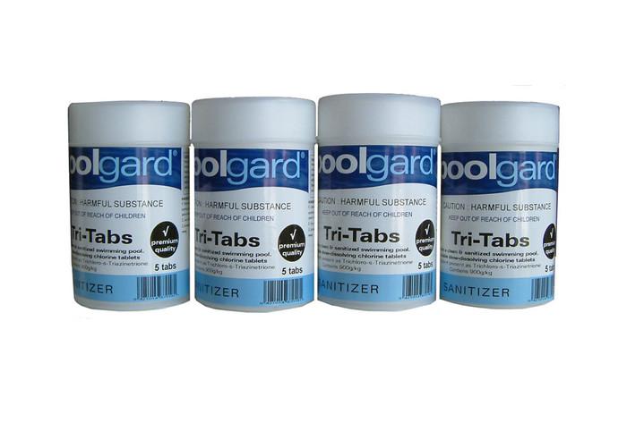 Poolgard Tri-Tabs