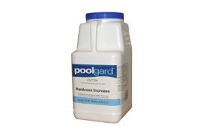 Poolgard Hardness Increase