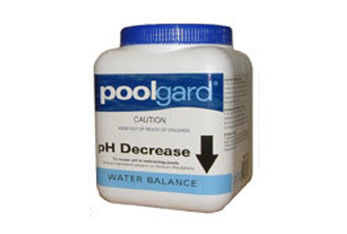 poolgard pH Decrease
