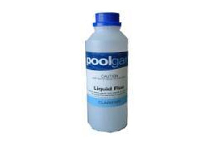 poolgard powdered Floc