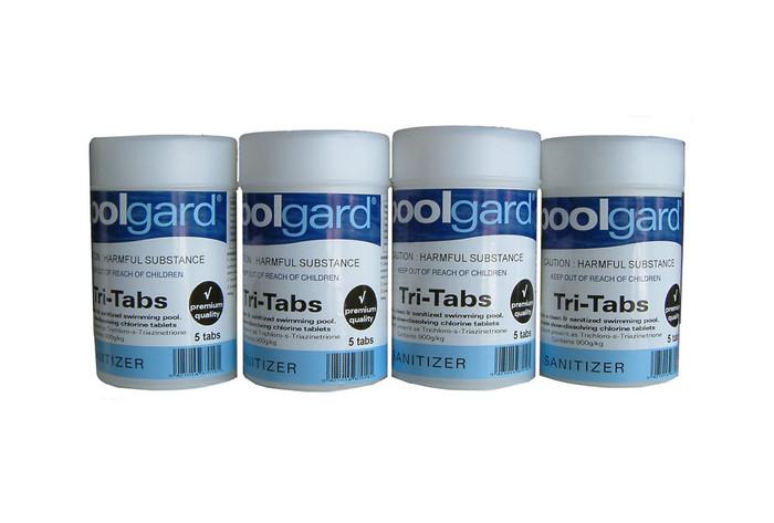 poolgard baby Tri-tabs