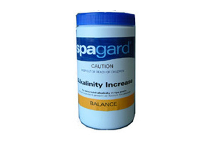 spagard Alkalinity increase