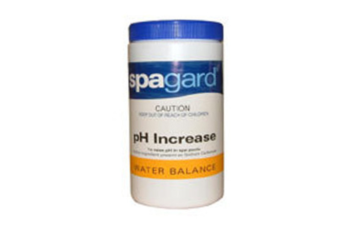 spagard pH increase