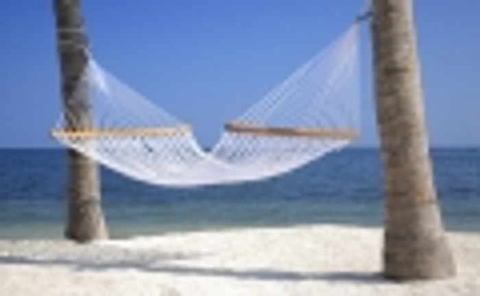 Outdoor Rope Hammock – Polyester