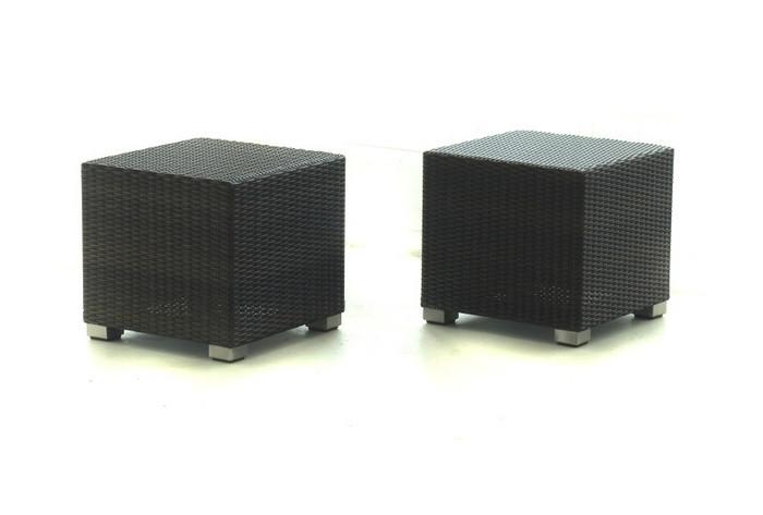 stool Azzano cube