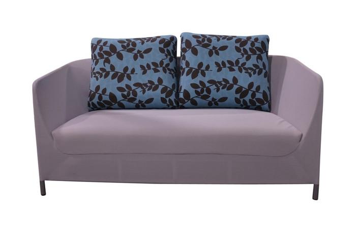 Silk textilene style outdoor sofa