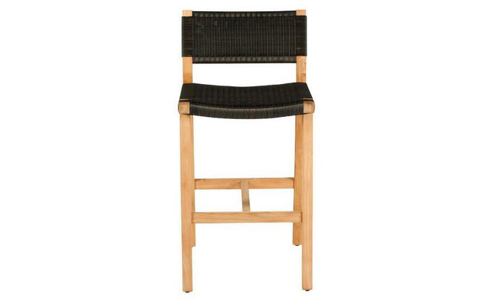 Devon Outdoor Marsden Bar Chairs Teak