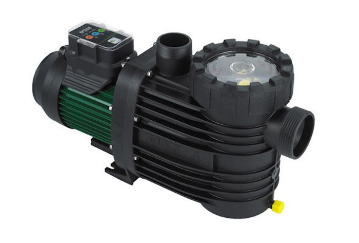 Speck Eco-Touch multi speed energy saving pump