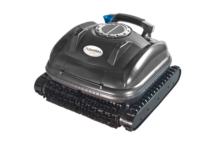 Admiral Ultra robotic pool cleaner