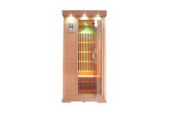360 carbon FAR infrared sauna model Minime 1 person