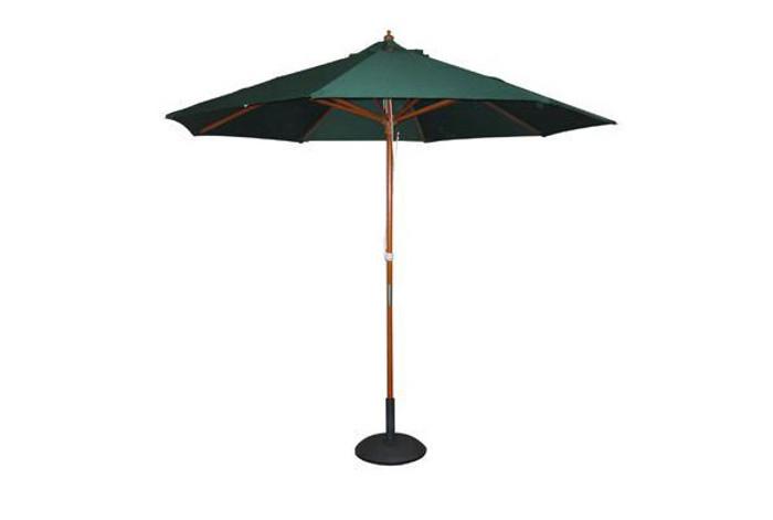 Umbrella Wood 2.7M dia - Vero by Point