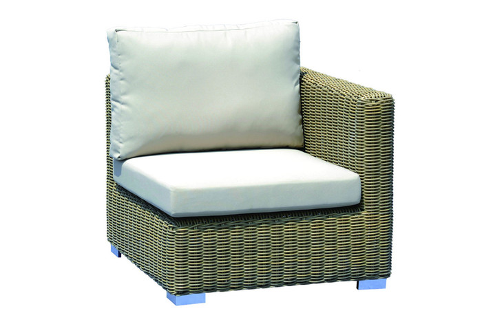 Andes modular corner outdoor sofa