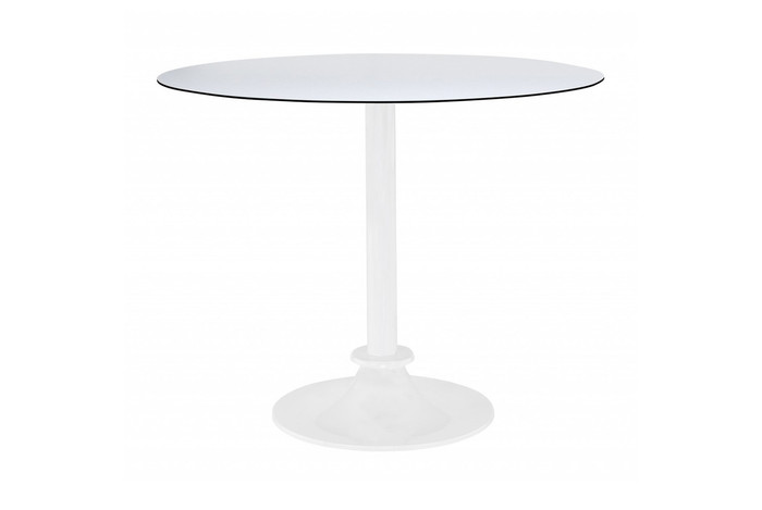 Spark small outdoor dining table with HPL top - 2 sizes