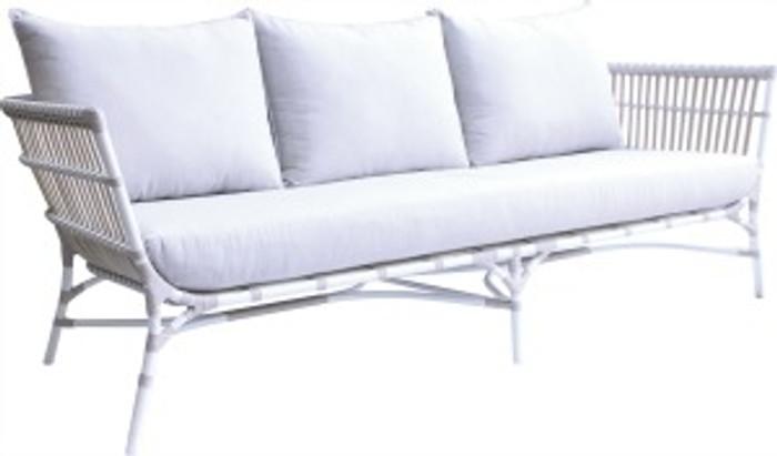 Yoko Outdoor Sofa In Synthetic Cord 212cm