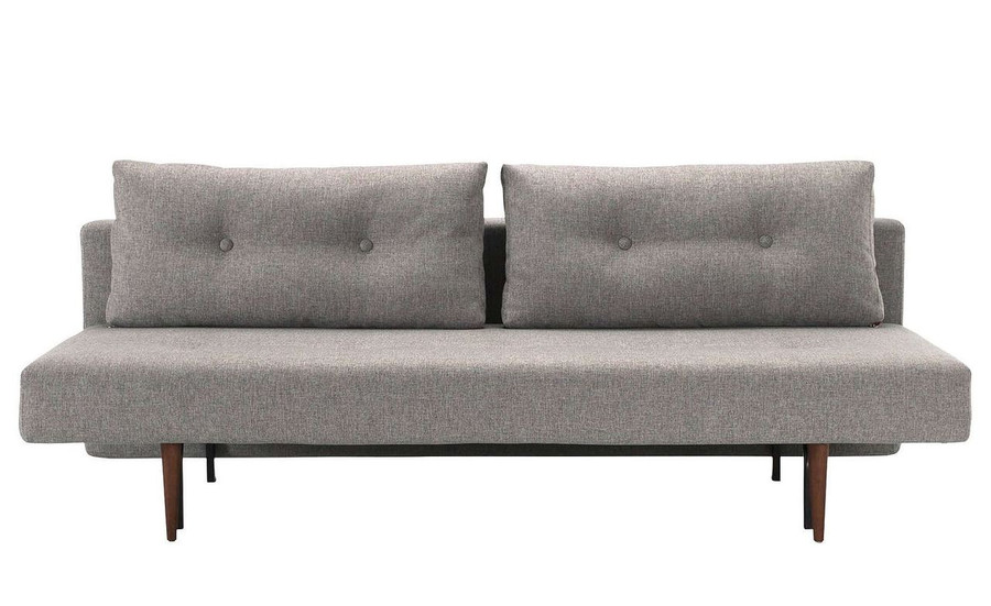 Recast Sofa Bed by Innovation Living . double bed, frontal view as a sofa.