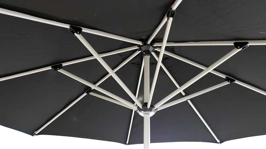Milan 3.5m umbrella frame structure